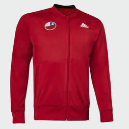 Men's Original 2018/19 Adidas Chile National Team Fan Jacke