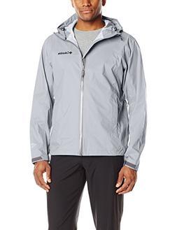 Columbia Men's Evaporation Jacket, Columbia Grey, X-Large