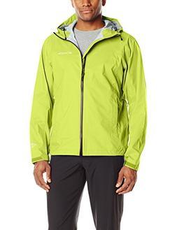 Columbia Men's Evaporation Jacket, Chartreuse, Large