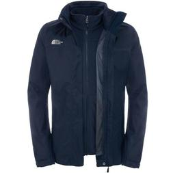 The North Face Evolve II Triclimate 3in1 Mens Waterproof Jac