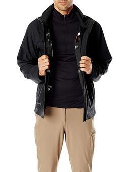ExOfficio Fastport Men's Jacket; Color: Black  | New With Ta