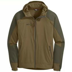 Outdoor Research Ferrosi Hooded Jacket Coyote Fatigue