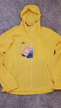 Outdoor Research Ferrosi Hooded Jacket north msrp$129 face