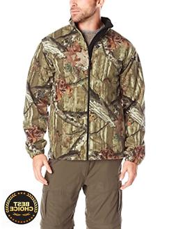 Yukon Gear Men's Extreme Fleece Jacket, Break Up Infinity, X