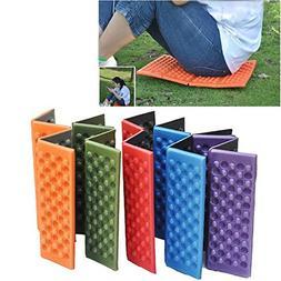 Porfiya Foldable Folding Outdoor Camping Mat Seat Foam XPE C