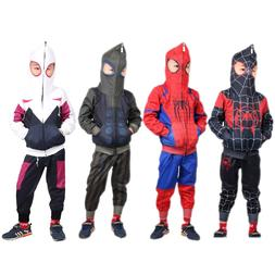 <font><b>Kids</b></font> Spider-Man Gwen Stacy Costume Into