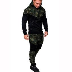 <font><b>Men</b></font> Set Camouflage Print <font><b>Jacket