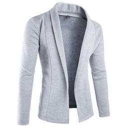 <font><b>Mens</b></font> Korean slim fit fashion cotton blaz