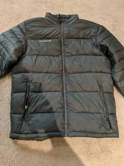 Columbia Frost Fighter Puffer Jacket Men's Medium M