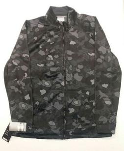 Champion Full Zip Control Duofold Gray Camo Pullover Jacket