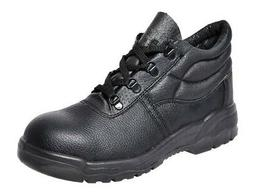Portwest FW10 Men's Steel Toe Cap Leather Work Boot Size 3-1