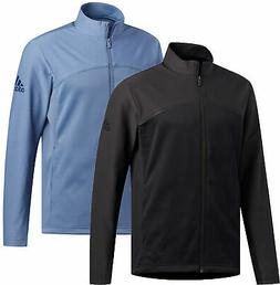 Adidas Go-To Golf Jacket Full Zip Men's New - Choose Color &