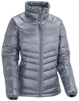 Columbia Gold 650 Turbodown RDL Down Jacket, Tradewinds Grey