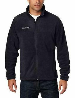 Columbia Mens Granite Mountain Fleece Jacket, Black