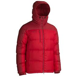 MARMOT Guides Down Men's Hoody, Red, L