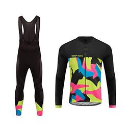 h10zrmen cycling suit winter thermal