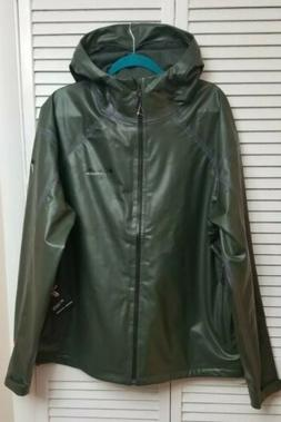 COLUMBIA HARDY ROAD OUTDRY EXTREME TITANIUM BREATHABLE RAIN