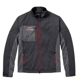 Harley-Davidson Men's Windproof Performance Soft Shell Jacke
