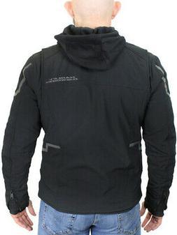 Harley-Davidson Mens Zealot Soft Shell Black Jacket & Fleece