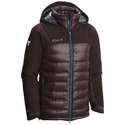 Columbia Men's Heatzone 1000 TurboDown Hooded Jacket Medium