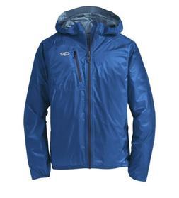 Outdoor Research Helium II Rain Jacket - Men's XL Blue nwr h