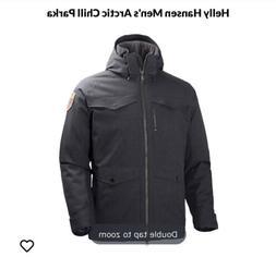 Helly Hanson Mens Arctic Chill Jacket Grey