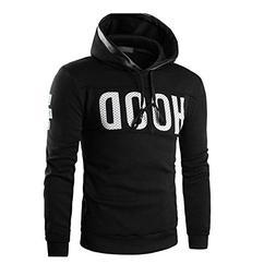 Hemlock Sport Hoodie Coats, Men's Sweater Jackets Pullover