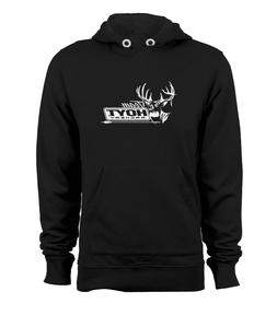 Hoyt Archery Hunting Bows Pullover Hoodie Hooded Jacket Swea