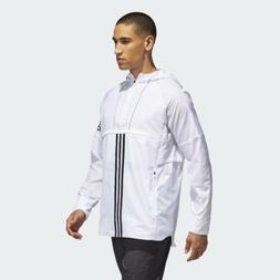 Adidas ID Anorak Jacket Wind Breaker Zip Up Calabasas Yeezy
