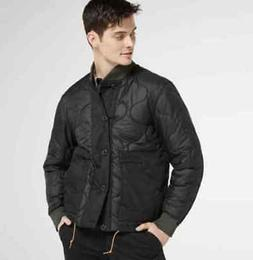 Timberland Jacket Ecoriginal BOMBER Quilted Black TB0A1XW9