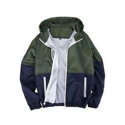 Jacket Men Windbreaker Spring Autumn Fashion
