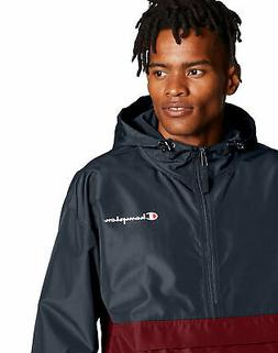 Champion Jacket Mens Colorblocked Packable Water Wind Resist
