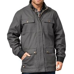 Dickies Jacket Mens FLEX Sanded Duck Mobility Coat TC476