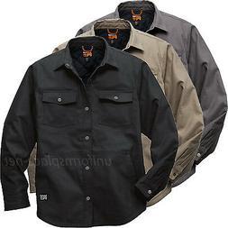 Timberland PRO Jacket Mens Gridflex Insulated Shirt Jacket Q