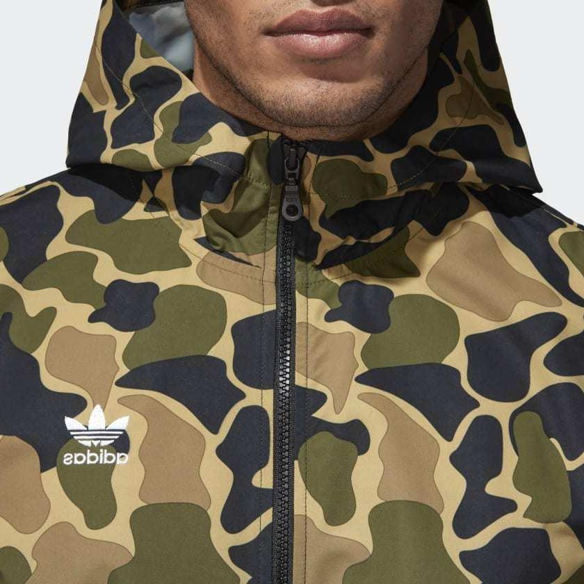 $100 Camouflage Men's Jacket Hoodie Small