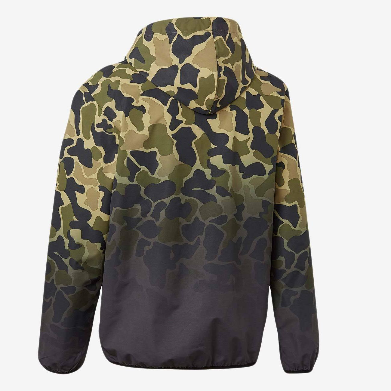 $100 Originals Camouflage Hoodie Small