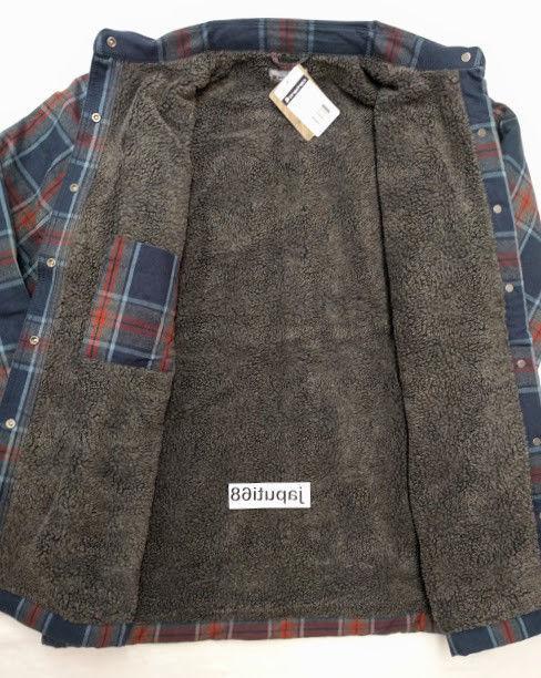 Carhartt 102333 Sherpa Shirt/Jacket