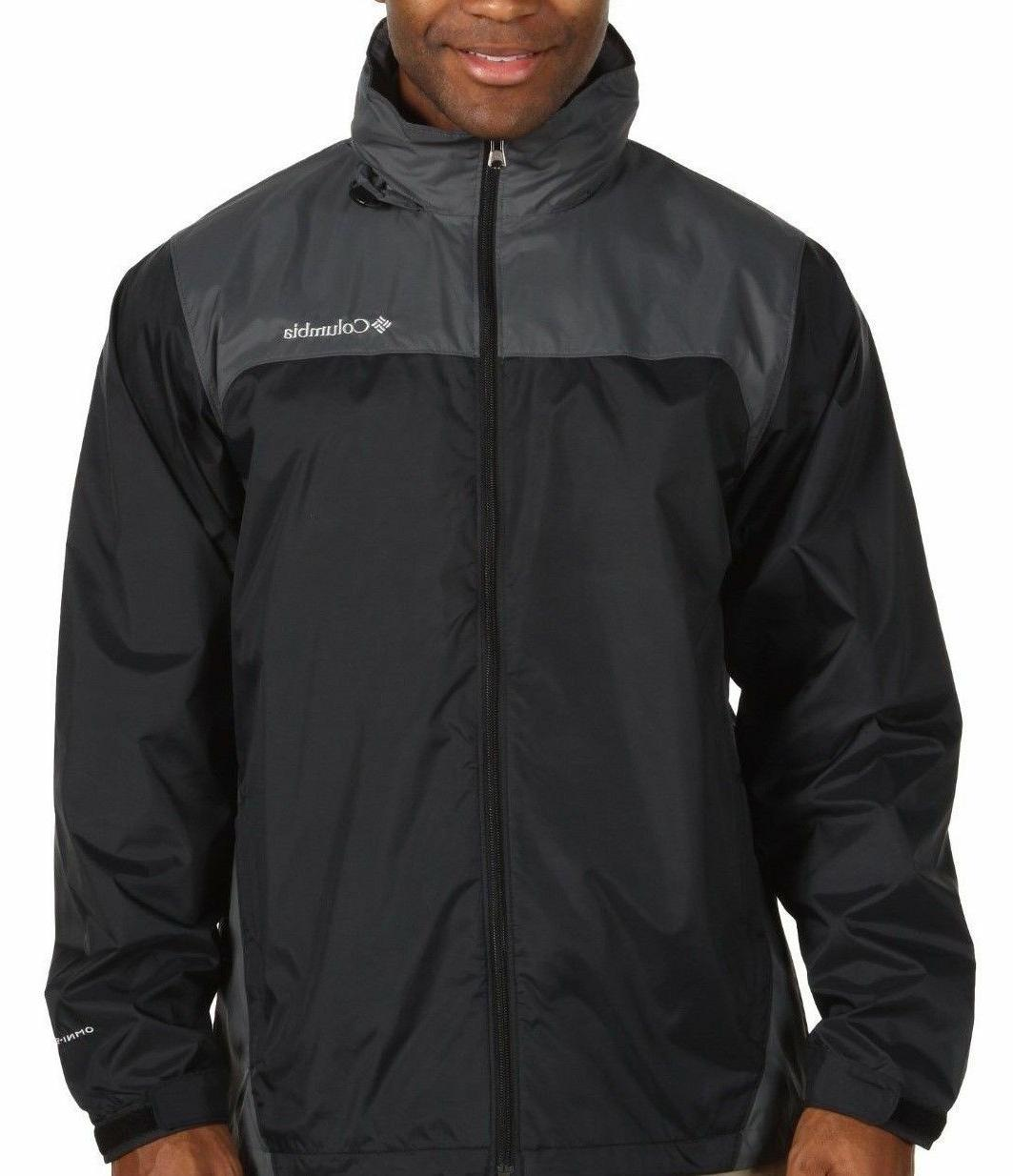 2017 Columbia Men's Glennaker Lakes Rain Jacket 1442361 All