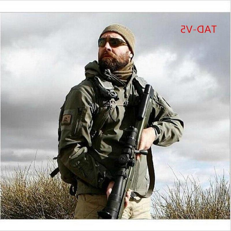 2018 quality TAD Tactical Windproof Army <font><b>jacket</b></font>