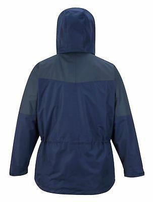 3 Rain Waterproof Detachable Fleece,