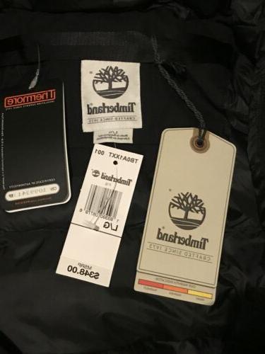 $348 TIMBERLAND NORDIC EDGE Jacket A1XXT Sz:L