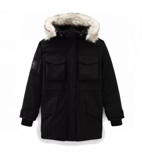 $348 Men's EDGE WATERPROOF PARKA Jacket A1XXT