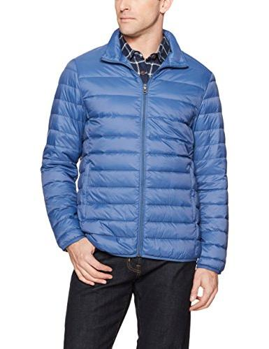 Amazon Essentials Men's Lightweight Water-Resistant Packable