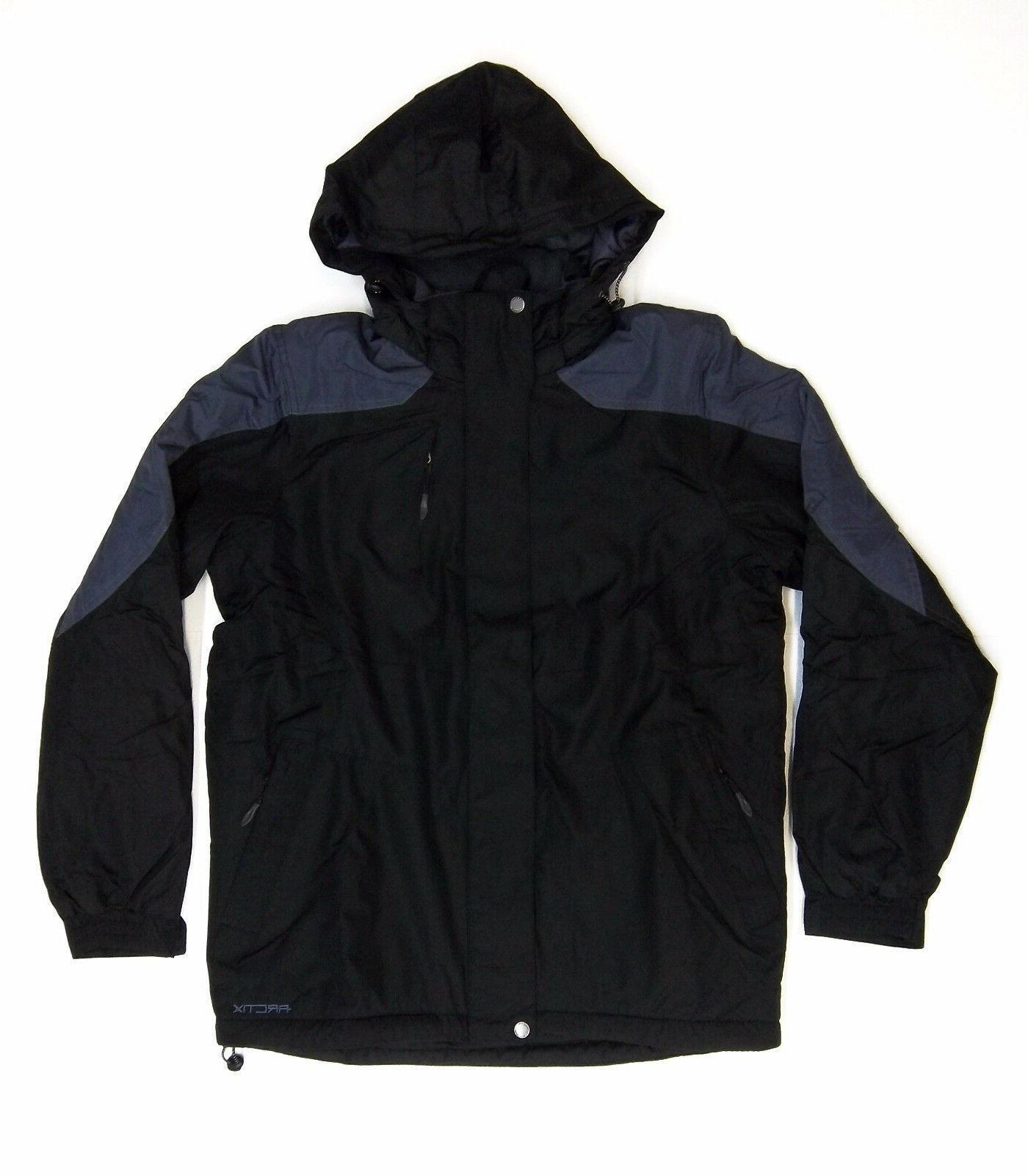 Arctix Mens Gotham Insulated Jacket Black