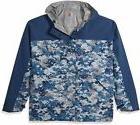 Carhartt Men's Big and Tall Shoreline Vapor Jacket Dark Blue