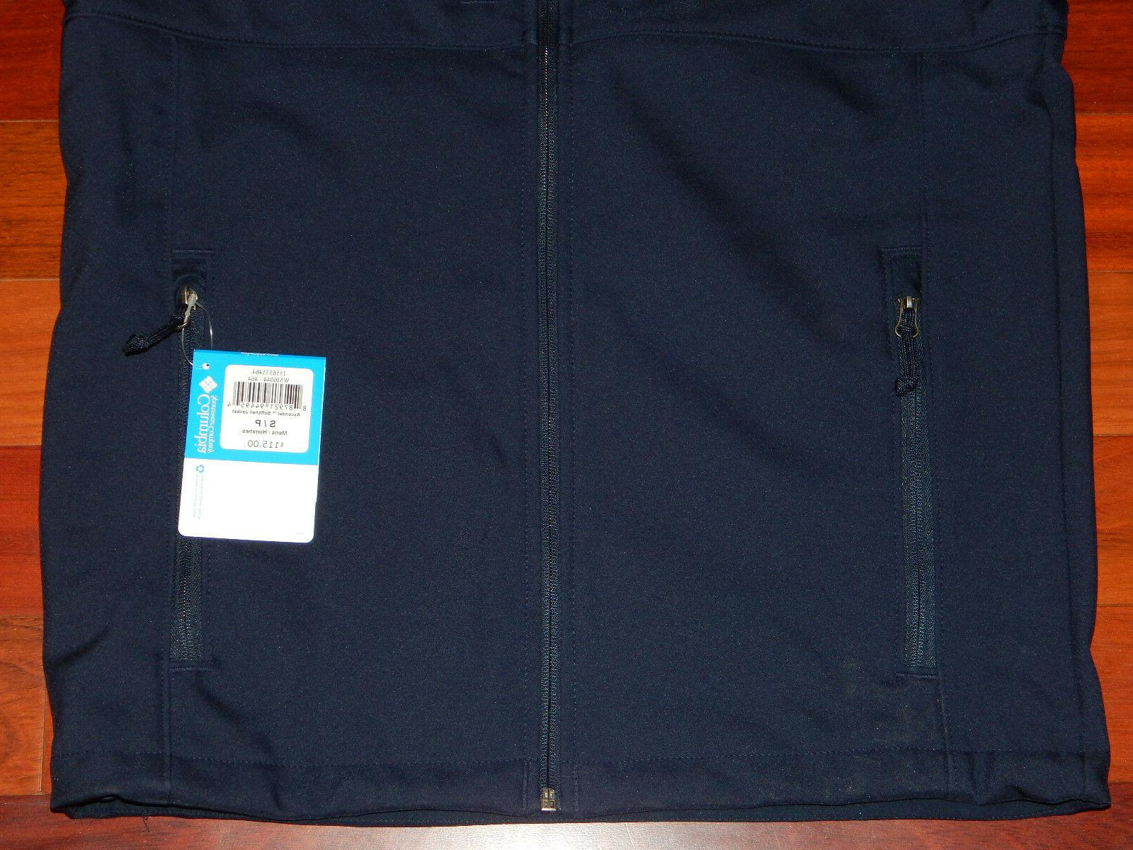 Columbia Sportswear Men's Ascender Coat M/L/XL/XXL Navy