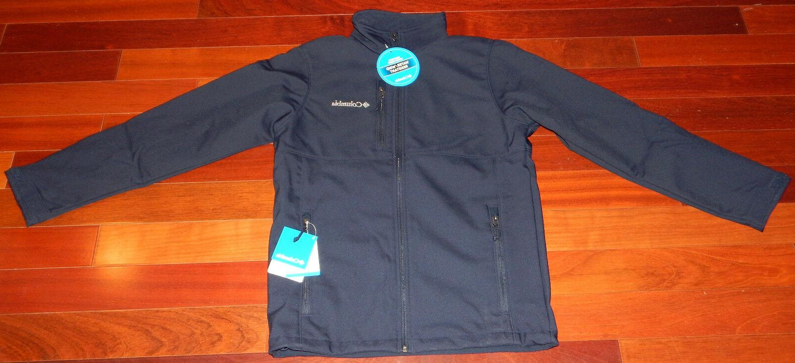 Columbia Ascender Softshell / Coat M/L/XL/XXL Navy