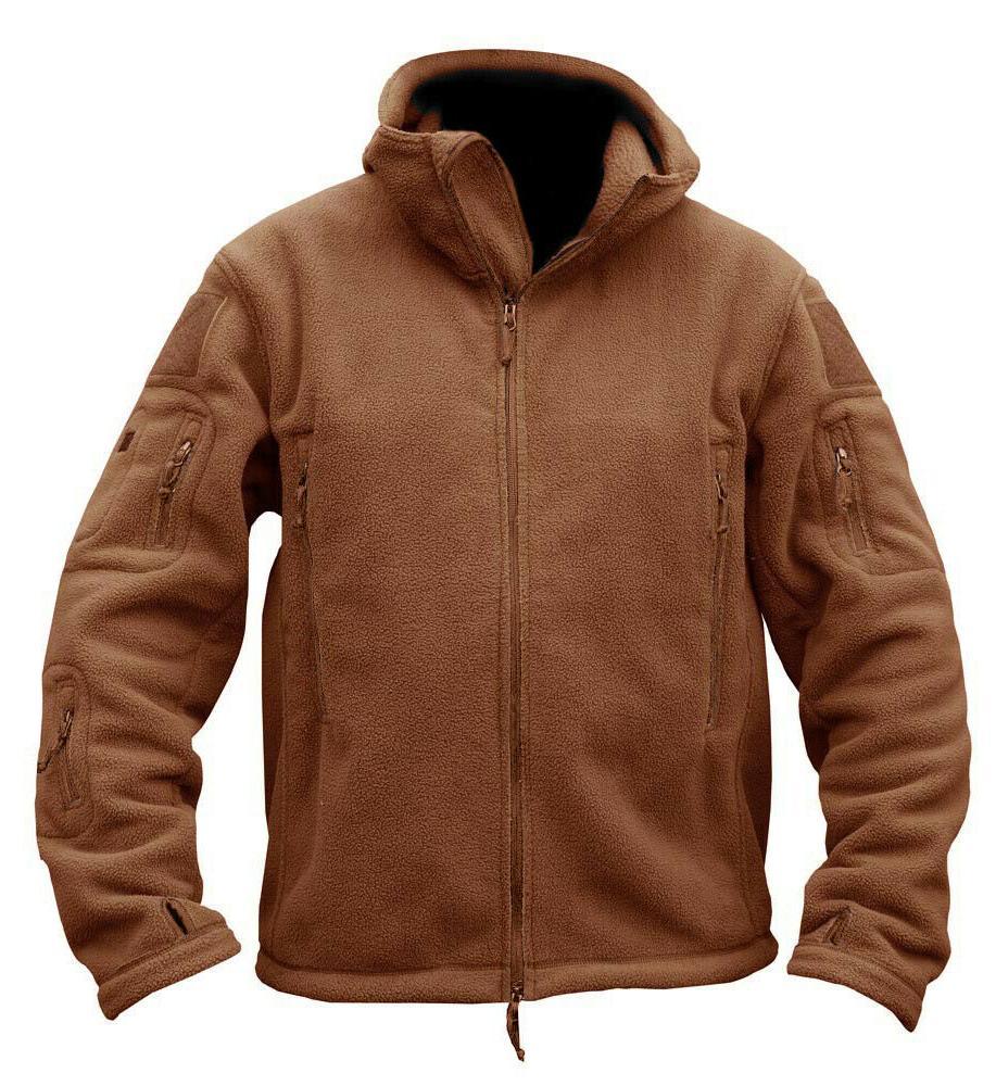 Windbreaker Hooded Outwear Thermal