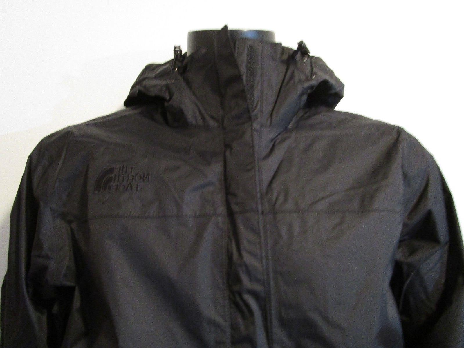 Mens TNF The North Face Hooded Black