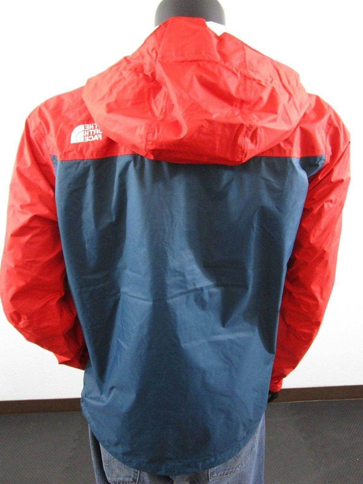 Mens Face Venture Waterproof Hooded Kodiak